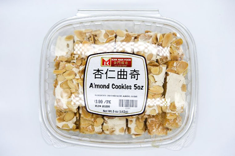 ALMOND COOKIES/BOX 杏仁曲奇/盒
