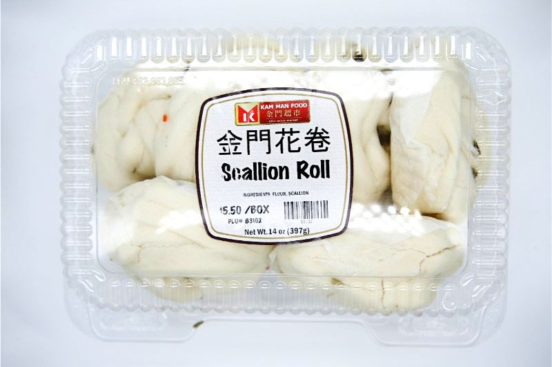 SCALLION ROLLS/BOX 金门花卷/盒